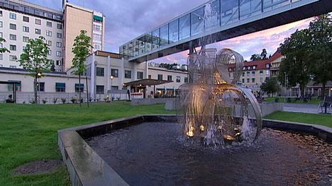 Radiumhospitalet i Oslo. (Foto: TV 2)