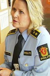 JAKTER DRAPSMANNEN: Leder for voldsavsnittet ved Oslo politidistrikt, Grete Lien Metlid, sier politiet har fått inn «svært interessant» informasjon i jakten på drapsmannen.  (Foto: Lars Martin Kræmer / TV 2)