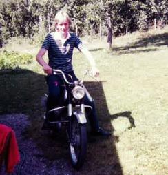 Benny på Lillehammers dårligste moped