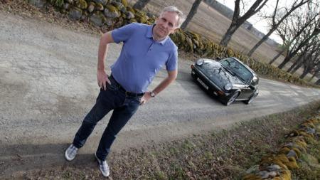 Undertegnede mener at Porsche 911 er et godt sportsbilvalg til 200 000 kroner (Foto: Ditlev Eidsmo)