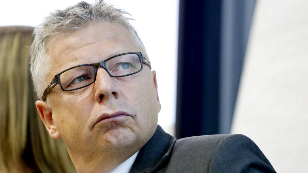 Senioranalytiker Erik Bruce i Nordea Markets.  (Foto: Larsen, Håkon Mosvold/Scanpix)