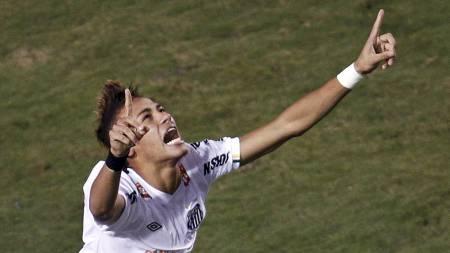 Neymar (Foto: STRINGER/BRAZIL/Reuters)