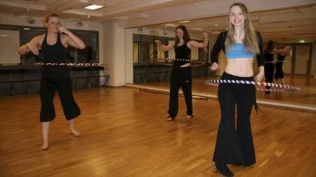 Hoopdance (Foto: Eivind A. Pettersen/)
