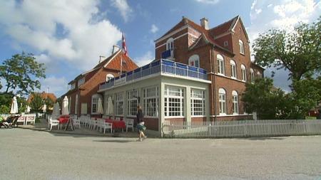 brøndums   hotel, skagen (Foto: Erik Manshaus)