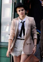 Emma Watson, stjel stilen, lancome,  (Foto: Stella Pictures)