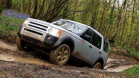 llustrasjonsbilde: Land Rover-Discovery3, 2005