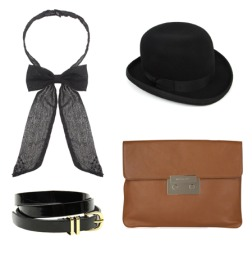 accessorize, stjel stilen (Foto: Collage: Martine Onstad)