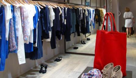 MAJE: Maje svinger tryllestaven sesong etter sesong, og har   blitt en favoritt blant trendbevisste shopoholikere.