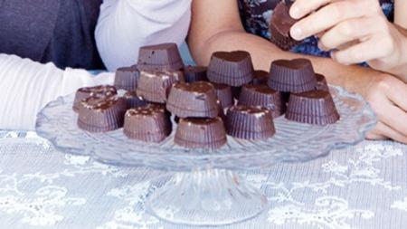 sjokolade sommertid supernature (Foto: May B. Langhelle)