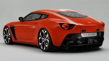 Aston Martin Zagato siden