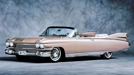1959 Cadillac Eldorado Biarritz. Foto: GM