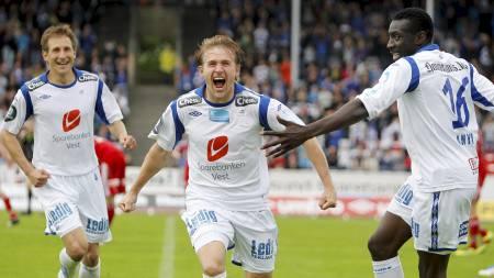 Daniel Bamberg står med fire mål og seks assist denne sesongen. (Foto: Jan KÃ¿re Ness/Scanpix)