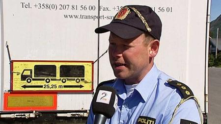 Fungerende UP-sjef i Troms og Finnmark, Yngve Widding. (Foto: TV 2)
