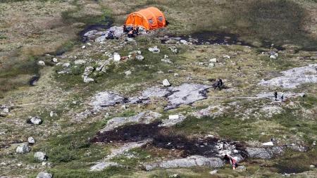 De siste 15 årene har til sammen 18 personer mistet livet i   ulike helikopterulykker. Fem av disse omkom i Hardanger mandag.