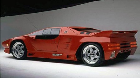 1989 Vector W8. Foto: Vector Motors.