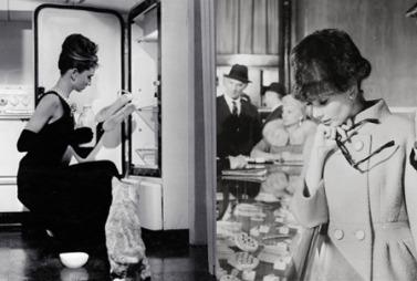 MOTERIKTIGE HEPBURN: Den vakre skuespillerinnen i filmen «Breakfast at Tiffany's».  (Foto: Stella Pictures)
