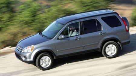 2005, Honda CR-V