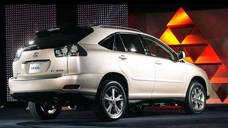 2005, Lexus RX 400h