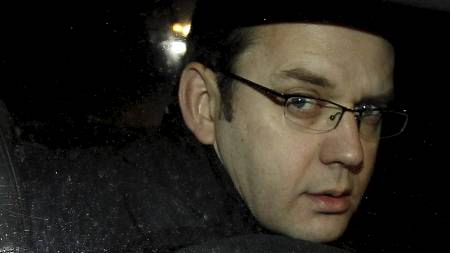 PÅGREPET: Andy Coulson. (Foto: STEFAN WERMUTH/Reuters)