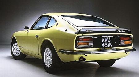 Datsun 240 Z er i dag en etterspurt klassiker.