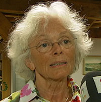 Unni Grønn ved Riksantikvaren. (Foto: TV 2)