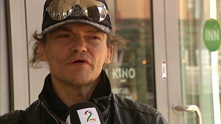 KINO-FRISTET: Ulf Richard Kristiansen. (Foto: Nico Solli, TV 2)