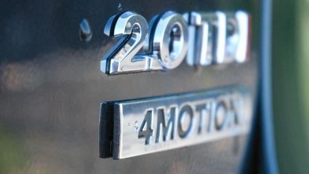 VW Passat Emblem