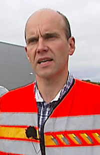 Avdelingsdirektør Tore Lysberg i Statens veivesen (Foto: Anders Mildestveit, TV 2)