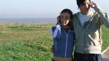 Tar du med deg kjæresten på en rolig gåtur er kaloriene kroneisen   tilførte borte i løpet av en time. (Foto: Illustrasjonsfoto)