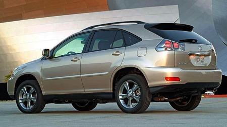Lexus-RX400h, 2005