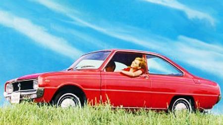 Mazda R100, 1969