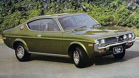 Mazda RX4, 1973