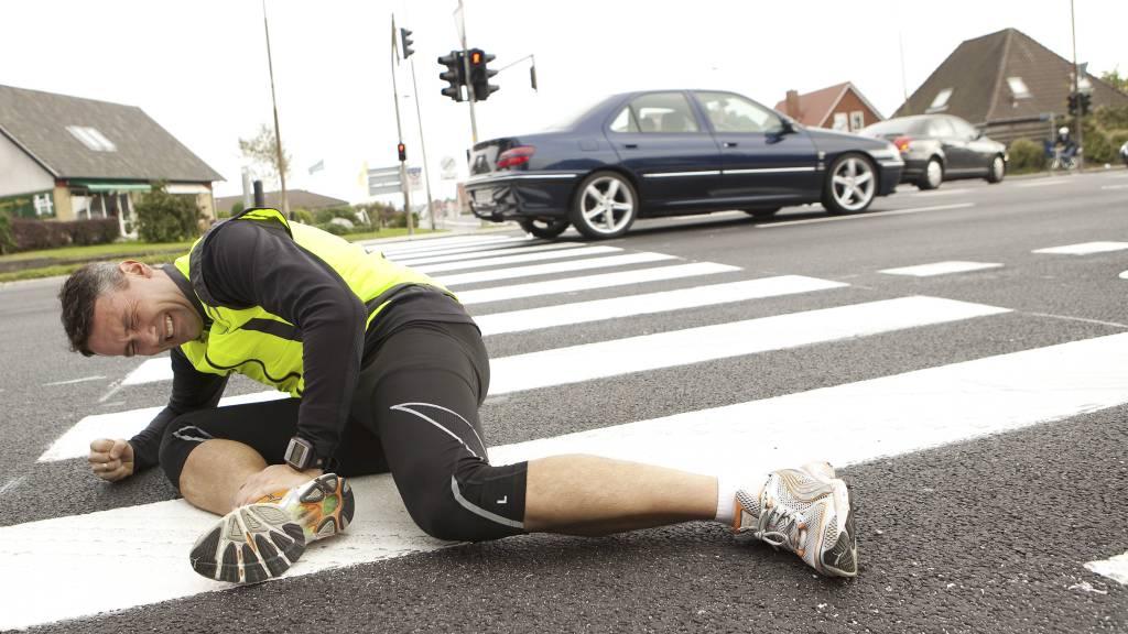 AKUTT: Å få strekkskade under en løpetur er ingen god opplevelse. Det kan være smertefullt og i verste fall sette deg helt ut av spill for en periode. (Foto: Illustrasjonsbilde / Colourbox)