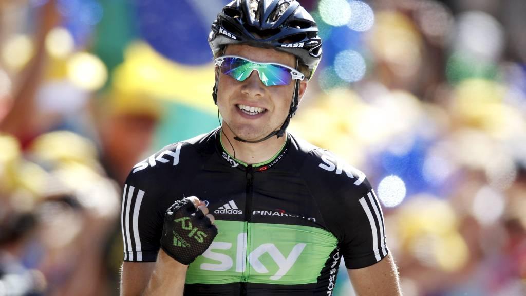 Edvald Boasson Hagen  (Foto: STEFANO RELLANDINI/Reuters)