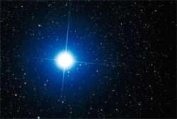 Bilde av hundestjernen tatt med Hubble-teleskopet. (Foto: Akira   Fuji)