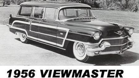 Stasjonsvogner ble sett på som litt vulgære biler av de virkelige luksus-produsentene på 50-tallet. Men rikfolk med mye bagasje fikk det likevel som de ville, takket være coachbuildere som eksempelvis Hess & Eisenhardt i Cincinnati, Ohio. Foto: Brosjyrebilde