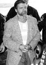 FORBILDE: Kaczynski var gjenstand for den mest omfattende menneskejakt i FBIs historie.