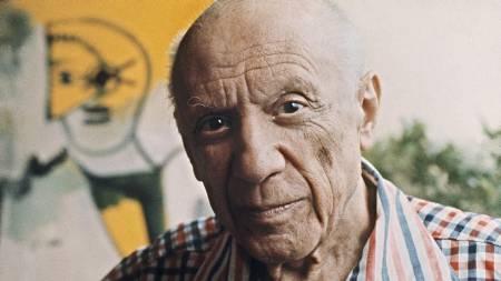 Pablo Picasso   (Foto: RALPH GATTI/AFP)