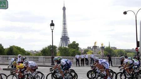 Paris (Foto: ERIC GAILLARD/Reuters)