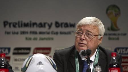 Ricardo Teixeira (Foto: Felipe Dana/Ap)