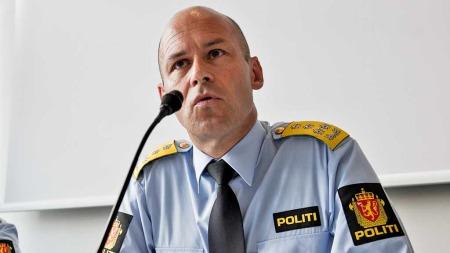 FORBILDE:   Politidirektør Øystein Mæland kåret til Årets Homotopp. (Foto: Scanpix)
