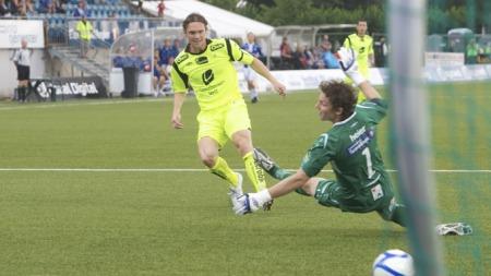 Sarpsborg 08 har ikke holdt nullen i Tippeligaen siden 19. mai.