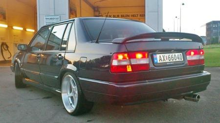 940-modellen er den siste representanten for de tradisjonelle Volvoene, og har fått høy status ikke minst blant ungdom som setter pris på bakhjulsdriften og den mekke-vennlige oppbyggingen. Foto: Privat