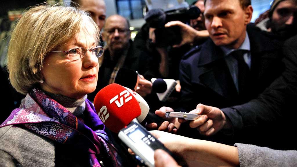Pia Kjærsgaard (Foto: Scanpix)