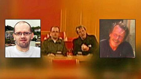 ORDFØRERKANDIDATER: Håvar Krane (til venstre) og Kaspar Birkeland er ordførerkandidater for Demokratene i høstens kommunevalg. (Foto: TV 2)