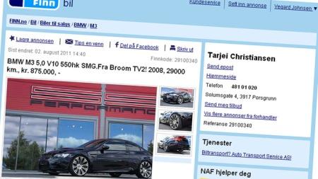 BMW SS