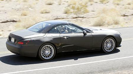 Også sett fra denne vinkelen gir det mer markerte snutepartiet mer karaktér til bilen. (Foto: Scoopy)