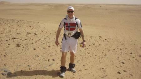 Nordpol-maraton   + Sahara (Foto: Privat/)