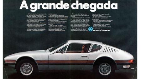 Annonse fra da VW SP2 var ny.