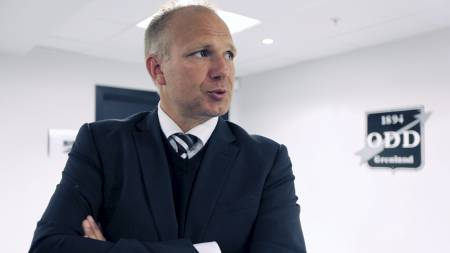 Dag-Eilev Fagermo (Foto: Teigen, Trond Reidar/SCANPIX)